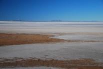 Rand der Salar de Uyuni