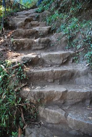 Inka Treppe