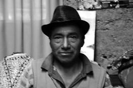 Mr. Peru (leider leicht verwackelt, da der OS nicht wollte, aber ich mag den Gesichtsausdruck)