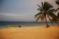 Sonnenaufgang auf karibisch