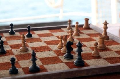 Schachmatt?