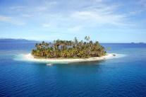 Eine der 365 Inseln