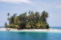 Eine Insel ohne Berge