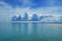 Sibuan - Wolkenformationen