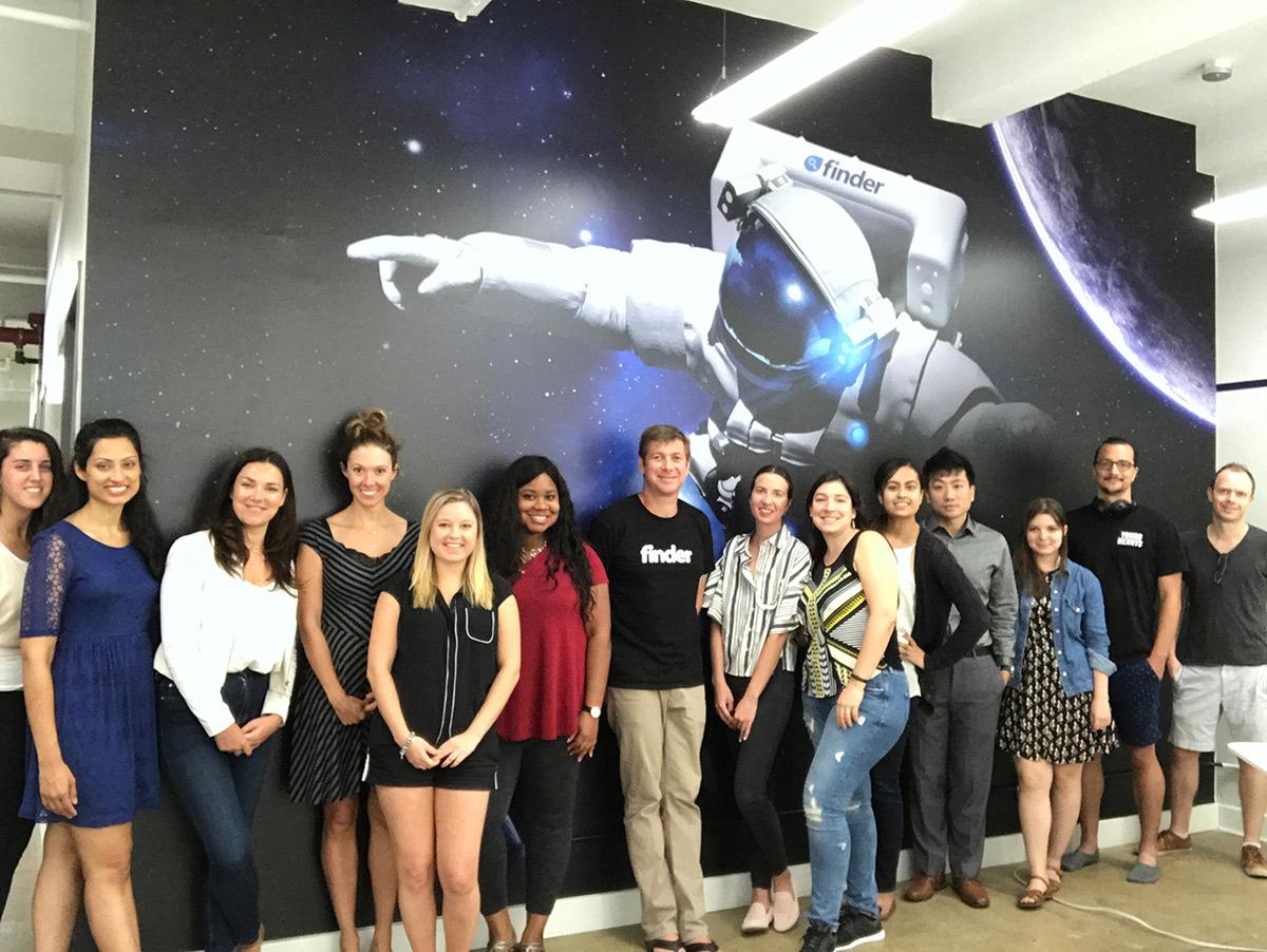Finder - a global team
