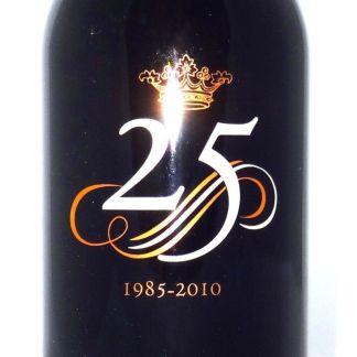 Supertoskaner Ornellaia 2010, 25th anniversary