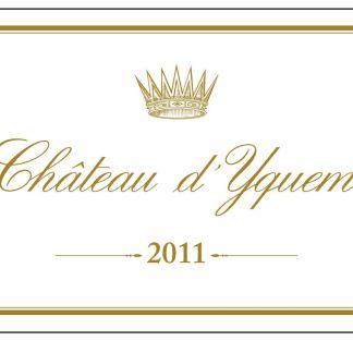 Chateau d'Yquem 2011