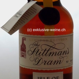 Isle of Jura Stillman's Dram single malt scotch whisky