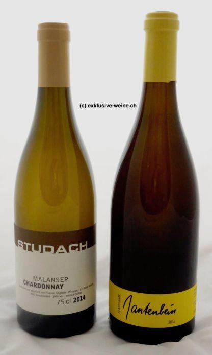 Chardonnay von Thomas Studach und den Gantenbeins