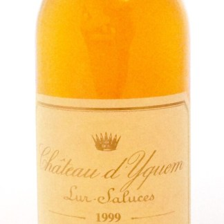 Chateau d'Yquem 1999, Sauternes Legende
