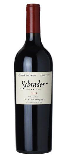 Schrader CCS 2015, Schrader Cellars