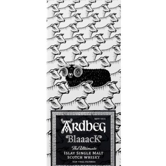 Ardbeg Blaaack limited edition