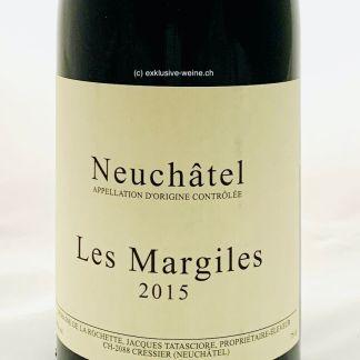 Domaine de la Rochette Les Margiles 2015 by Jacques Tatasciore