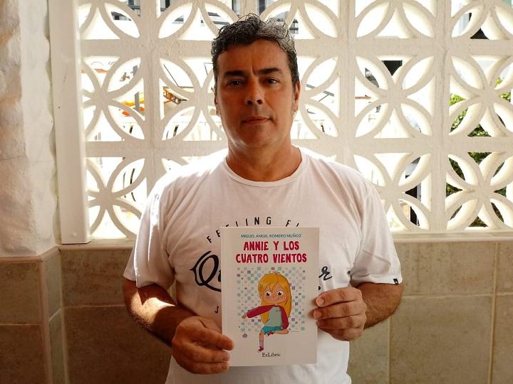 Miguel Angel Romero Annie y los cuatro vientos