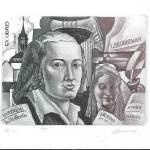 Exlibris des Monats Juli 2020: Komm! Ins Offene, Freund! – 250 Jahre Hölderlin