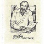 Paul G. Becker zum 90. Geburtstag