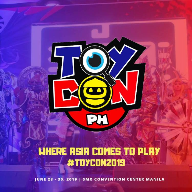 Toycon 2019 | Comicon Philippines 2019