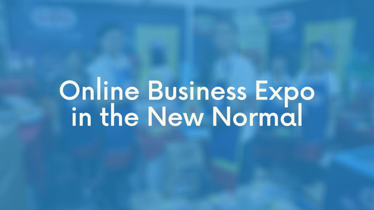 Online Business Expo in the New Normal