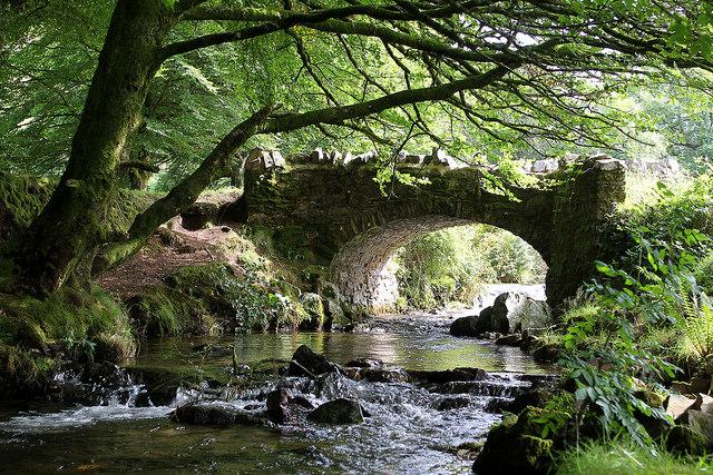 Robbers Bridge, Doone Valley, Exmoor