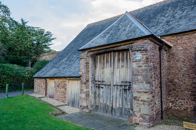 Dunster Tythebarn, Exmoor