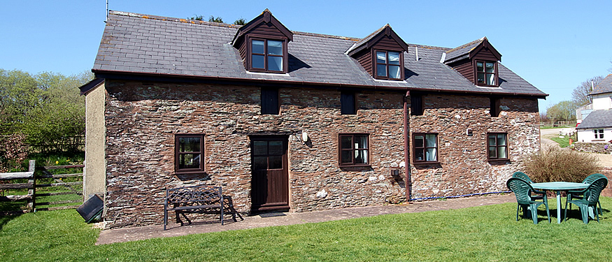 Upton Cottage - West Withy Farm self catering cottage on Exmoor