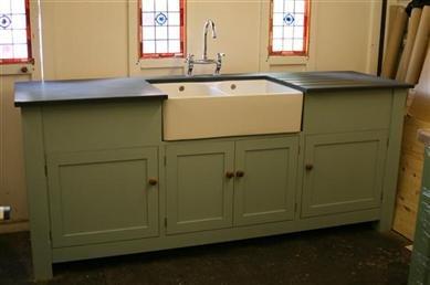 custom made sink units devon uk