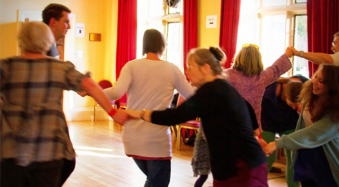 Folk Dance – For Beginners
