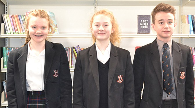 WEST BUCKLAND SHINES IN LUCY PERRY COMPETITION