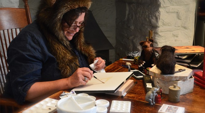 BOOK SIGNING WITH AUTHOR & ILLUSTRATOR JACKIE MORRIS