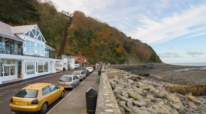 CHRISTMAS FAYRE IN LYNMOUTH