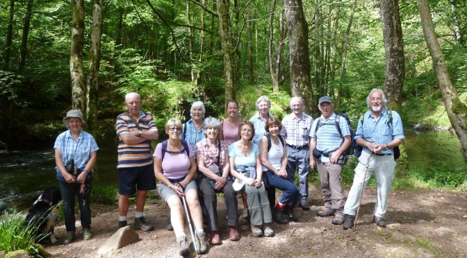 EXMOOR SOCIETY 2017 WALKS PROGRAMME NOW LAUNCHED