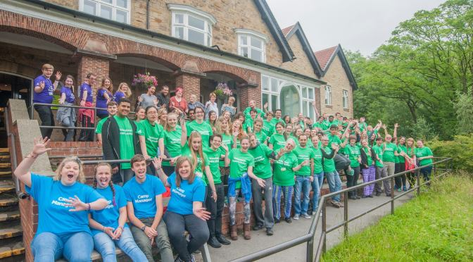 WHAT ABOUT VOLUNTEERING FOR THE YHA THIS SUMMER?