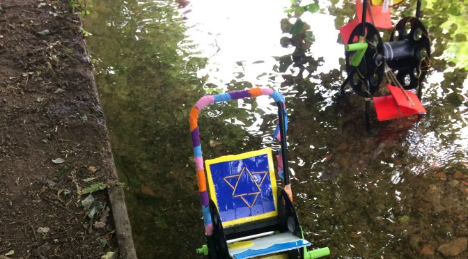 DULVERTON JUNIOR SCHOOL WATER WHEEL PROJECT