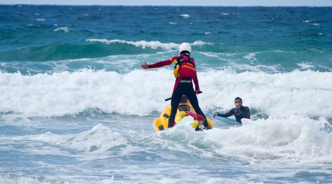 VISIT A LIFEGUARDED BEACH THIS HALF TERM