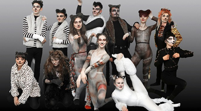 FUSION YOUNG PERFORMERS – CATS AT THE REGAL
