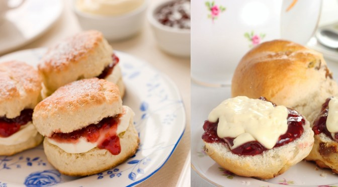 NATIONAL CREAM TEA DAY IS COMING!