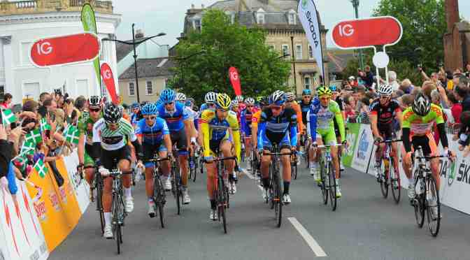 £3,000 UP FOR GRABS TO CELEBRATE TOUR OF BRITAIN