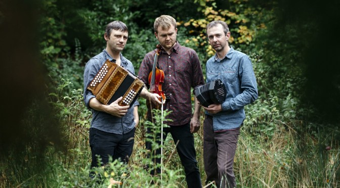 FOLK TRIO LEVERET AT HALSWAY MANOR