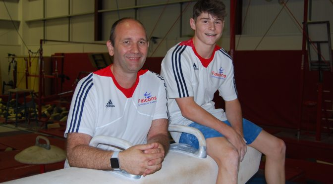 NORTH DEVON GYMNAST TO REPRESENT GREAT BRITAIN