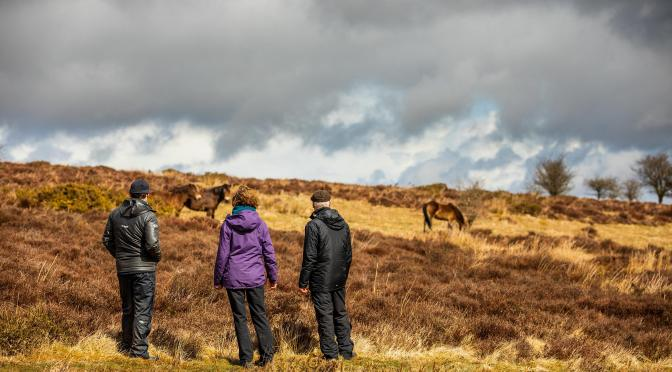 EXMOOR NATIONAL PARK LAUNCHES NEW RANGER EXPERIENCE DAYS