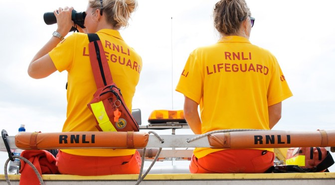 HAVE YOU EVER BEEN RESCUED OR HAD A NEAR-MISS IN OR BY THE SEA?