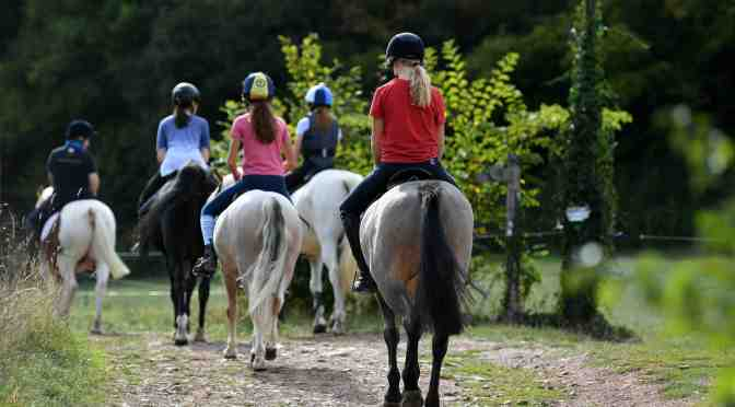KING'S CELEBRATES OFFICIAL RIDING LICENCE