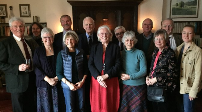 THE EXMOOR SOCIETY CELEBRATES ITS FOUNDATION