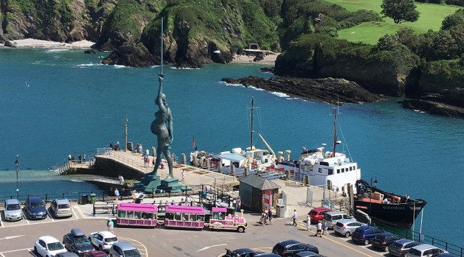 OPPORTUNITY TO RUN ILFRACOMBE'S POPULAR LAND TRAIN