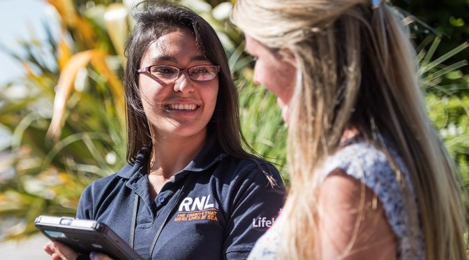 RNLI IN SEARCH OF NEW RECRUITS