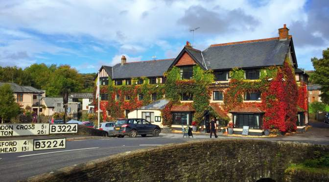 WHITE HORSE EXFORD SHORTLISTED FOR COUNTRYSIDE ALLIANCE AWARDS
