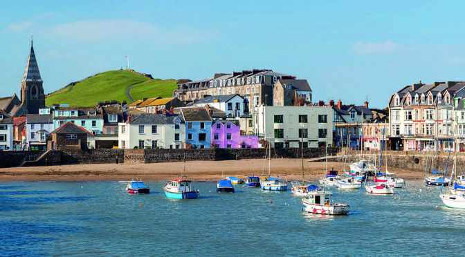 MAJOR IMPROVEMENTS PLANNED FOR ILFRACOMBE HARBOUR