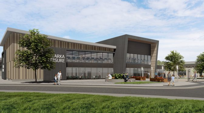Work begins on new leisure centre for North Devon