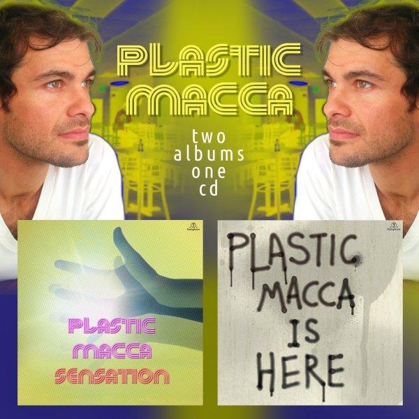 Plastic Macca 2 for 1