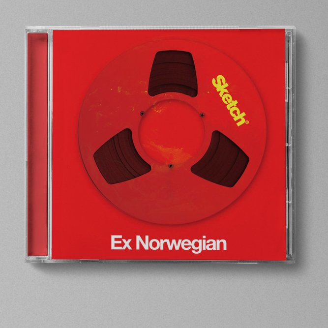 Ex Norwegian - Sketch CD